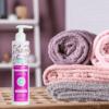 Nettoyez et massez votre cuir chevelu en douceur grâce à notre soin naturel et shampoing pour cheveux crépus et nappy