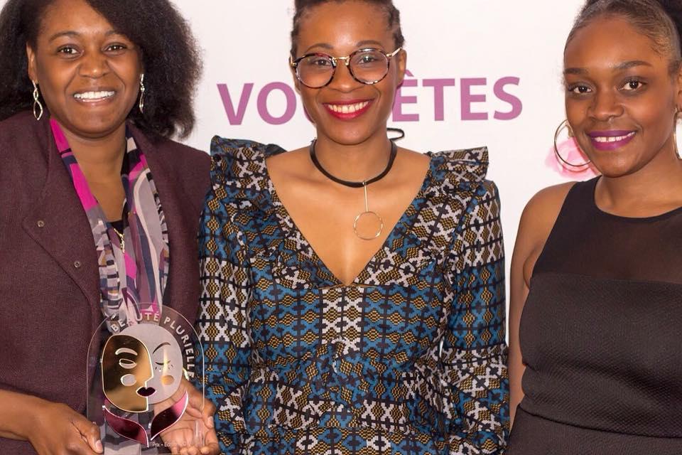 Le Soin Intense Repair récompensé aux Prix de la Beauté Plurielle | Soin Cheveux Crépus Aullyn